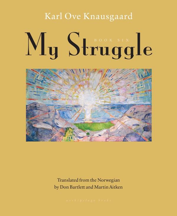 کتاب نبرد من، نوشتهی کارل اوه کِنَسگارد