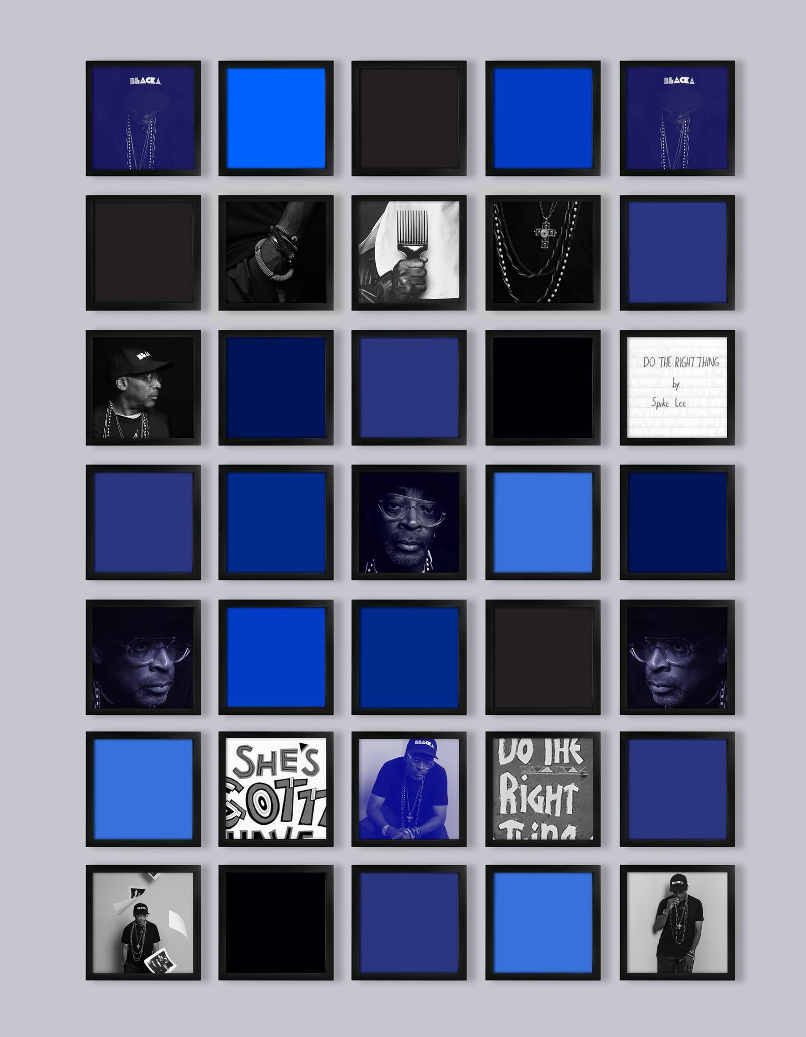 ویمز برای جشن 30 سالگی کار حرفهای لی بهعنوان فیلمساز یک طرح گرافیکی ایجاد کرد؛ با شروع به نشر فیلمهای میخواهد به دستش بیاورد (1986)، گیجی مدرسه (1988) و کار درست را انجام بده (1989). او همیشه مسائل نژادی و هویت را در فرهنگ موردتوجه قرار داده است. لی میگوید: «یکی از انتقادهای دائمی برای کار درست را انجام بده این بود که اسپایک پاسخهایی را برای نژادپرستی ارائه نمیدهد»